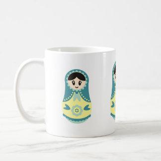 Russian Doll Mug