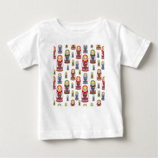 russian dolls baby T-Shirt