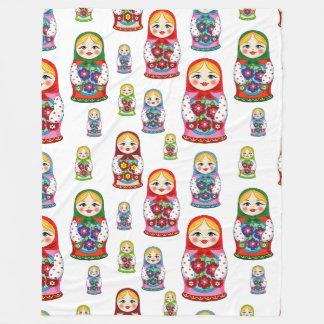 Russian Dolls blanket
