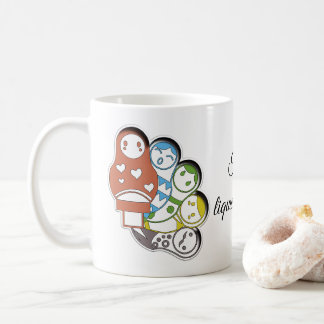 Russian Dolls | Colourful | Mug
