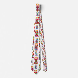 Russian Dolls menswear mens necktie neck tie