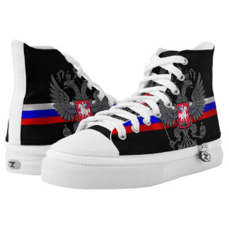 Russian double eagle high tops