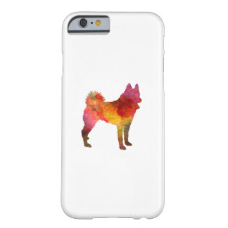Russian European Laika in watercolor Barely There iPhone 6 Case