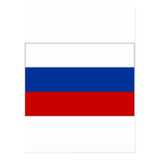Russian Federation National Flag Postcards