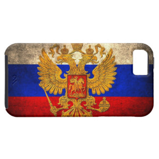 Russian Flag iPhone 5 Cover