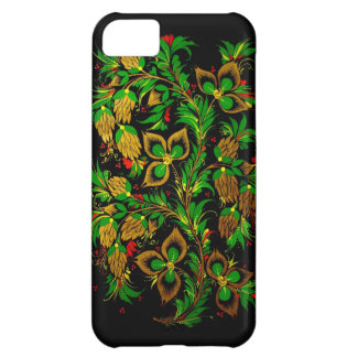 Russian folk art iPhone 5 Case