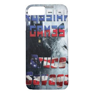 Russian Games Official iPhone case. iPhone 7 Case