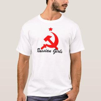russian girls T-Shirt