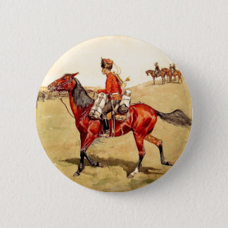 Russian Guard 2 Inch Round Button