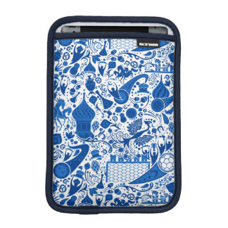 Russian Gzel Pattern iPad Mini Sleeve