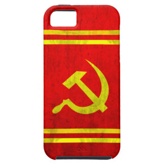 Russian Hammer and Sickle Case For The iPhone 5