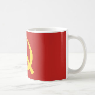 Russian Hammer and Sickle Classic Mug