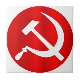 Russian Hammer and Sickle Tiles