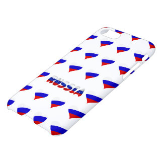 Russian heart flag iPhone 8/7 case