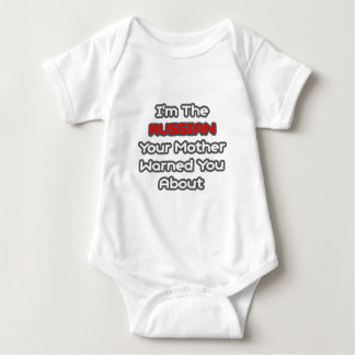 Russian...Mother Warned You About Baby Bodysuit