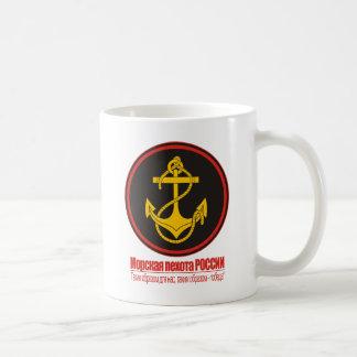 Russian Naval Infantry (Marines) Coffee Mug