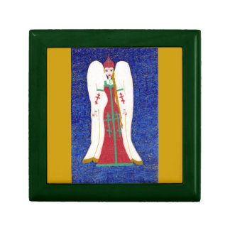 Russian Orthodox Angel Gift Box