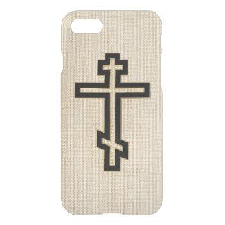 Russian orthodox cross iPhone 8/7 case