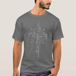 Russian Orthodox Cross T-Shirt