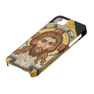 Russian orthodox mosaic icon iPhone 5 covers