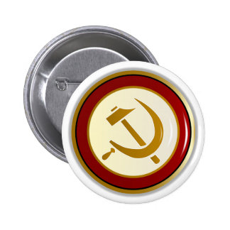 Russian Pin Badge