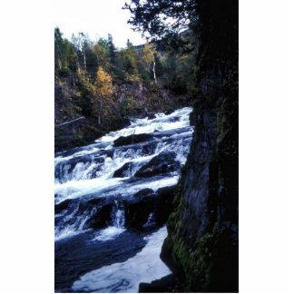 Russian River Falls Photo Sculpture