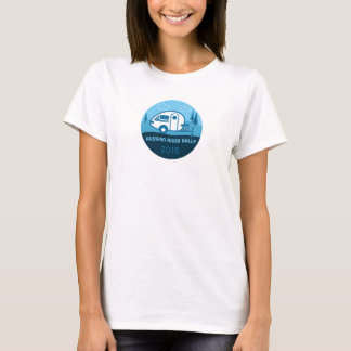 Russian River Rally Tab Tshirt 2015
