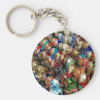 Russian souvenirs Keychain