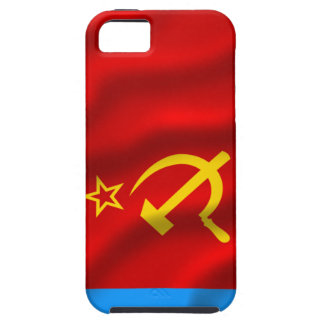 Russian Soviet Fed. Socialist Rep. Iphone 5 Case