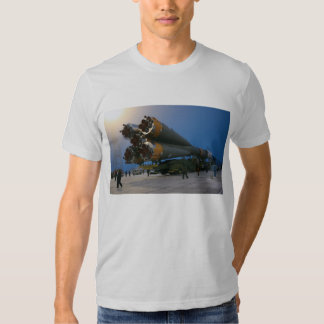RUSSIAN SPACE PROGRAM SPACECRAFT - Customized T-Shirt
