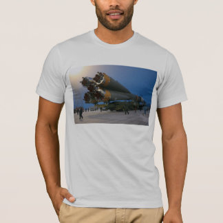 RUSSIAN SPACE PROGRAM SPACECRAFT - Customized T-Shirt