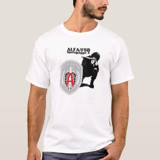 Russian Speznas ALFA Antiterror Group T-Shirt