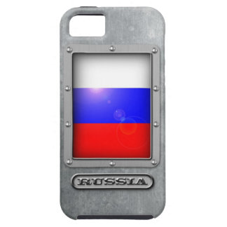 Russian Steel Case For The iPhone 5