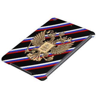 Russian stripes flag cover for iPad air