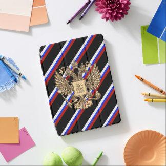 Russian stripes flag iPad air cover