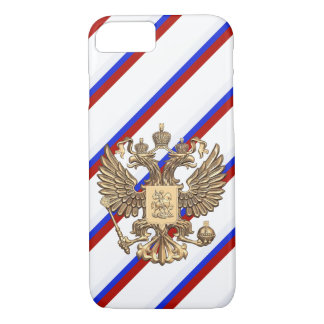 Russian stripes flag iPhone 8/7 case