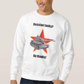 Russian tanks? No thanks! Jumper Sweatshirt