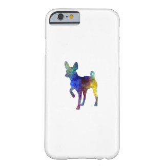 Russian Toy 01 in watercolor Barely There iPhone 6 Case