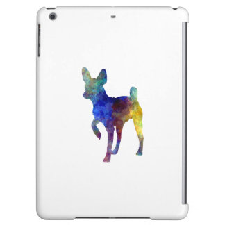 Russian Toy 01 in watercolor iPad Air Cases