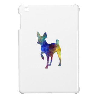 Russian Toy 01 in watercolor iPad Mini Cases