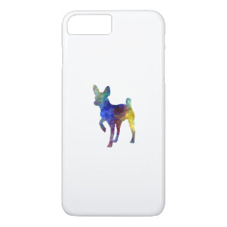 Russian Toy 01 in watercolor iPhone 8 Plus/7 Plus Case
