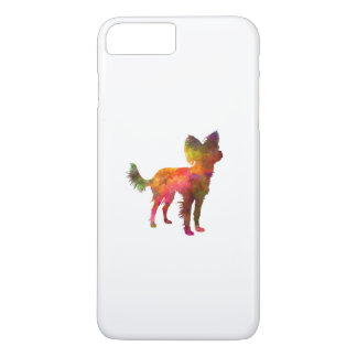 Russian Toy 02 in watercolor iPhone 8 Plus/7 Plus Case