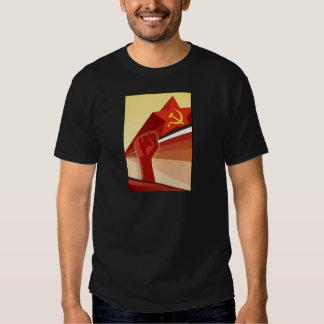 Russian Vintage Communist Propaganda Shirt