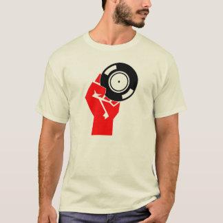 Russian Vinyl T-Shirt