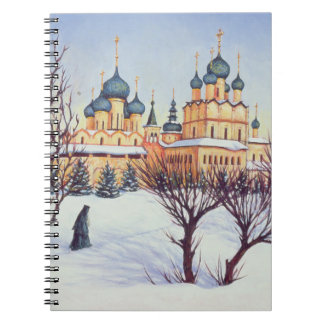 Russian Winter 2004 Notebook