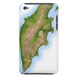 Russia's Kamchatka Peninsula iPod Touch Cover