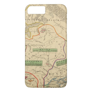Russie, Suede, Norwege iPhone 7 Plus Case