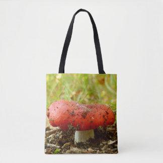Russula Emetica All Over Print Bag