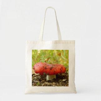 Russula Emetica Tote Bag