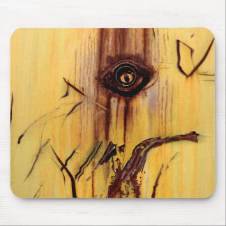 Rust Abstract Art - Cool Fun Unique Mouse Pad